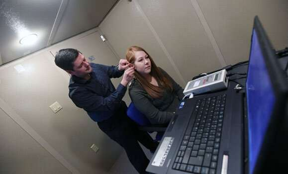 Researcher advocates for hearing screenings for infants