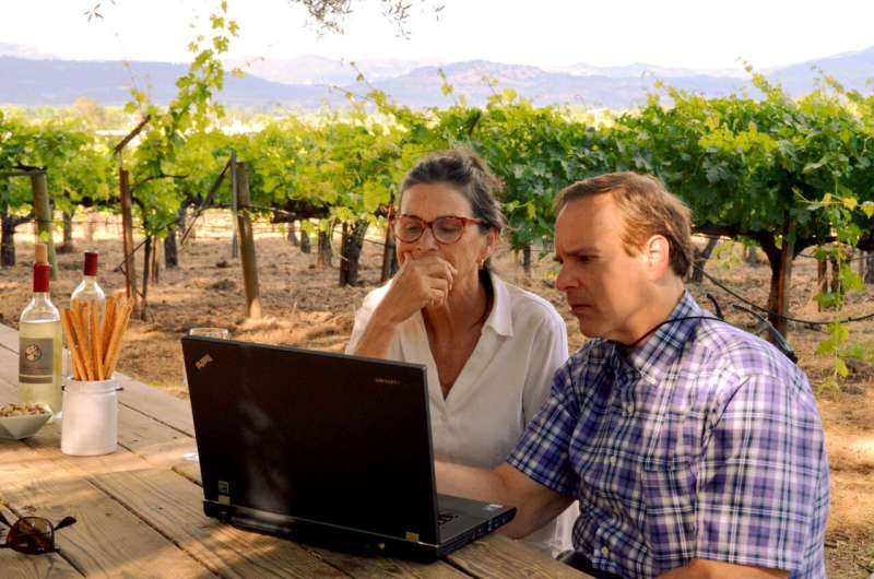 Researcher helps longtime grape growers embrace new technology