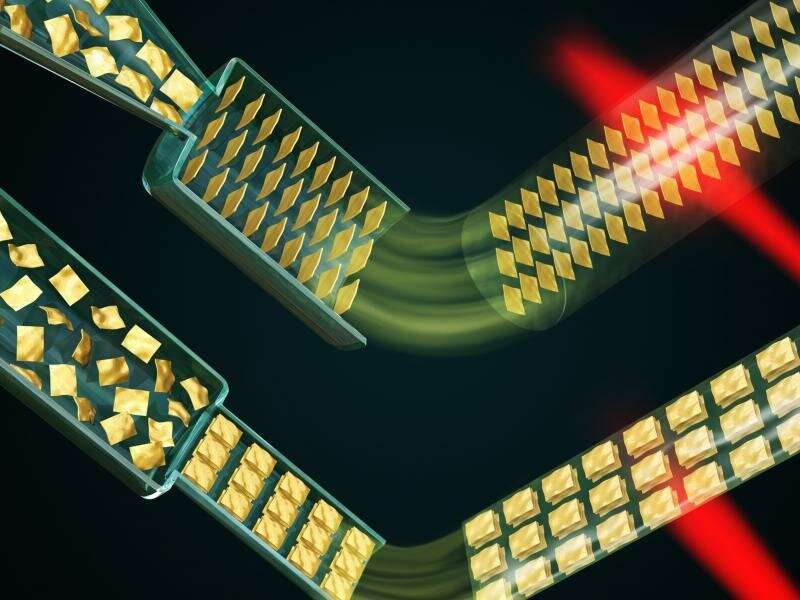 **Researchers pioneer microfluidics-enabled manufacturing of macroscopic graphene fibers