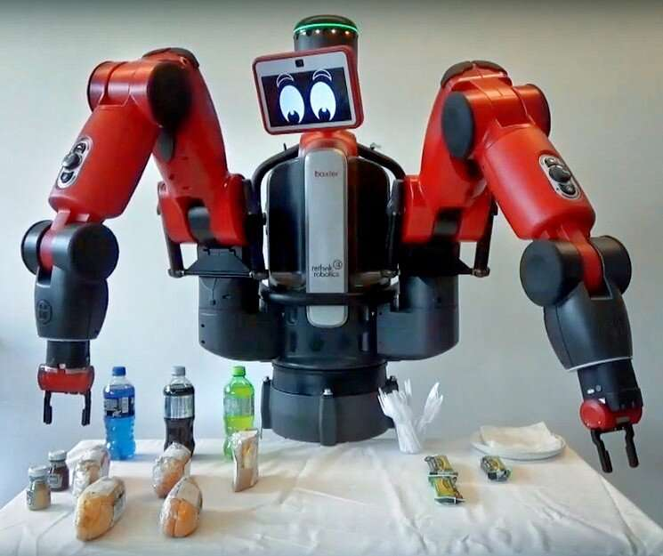 Research gives robots a second chance at first impressions