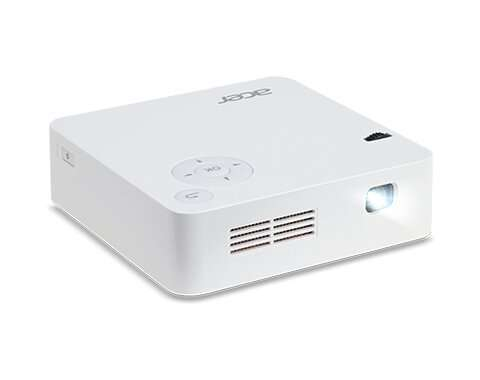 Review: Acer's portable projector brings a big picture in a tiny footprint