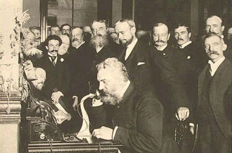 Rise and fall of the landline: 143 years of telephones becoming more accessible – and smart