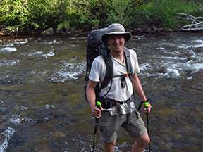 River sediment speaks to changing climate