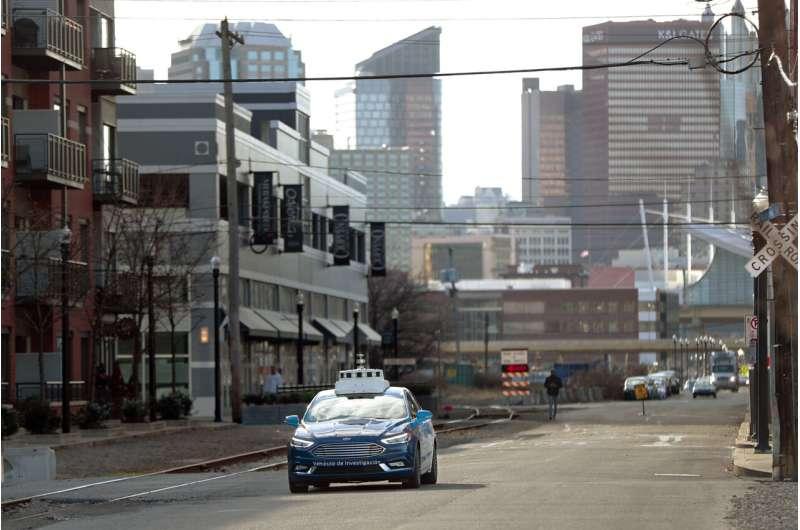 Road-safety regulator rapped over regulating autonomous cars