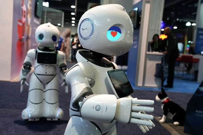 Robots are taking over millions of industrial jobs and now gaining in services, a trend that helps the overall economy but may w