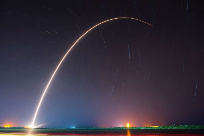 Rocket fuel and 3-D printing