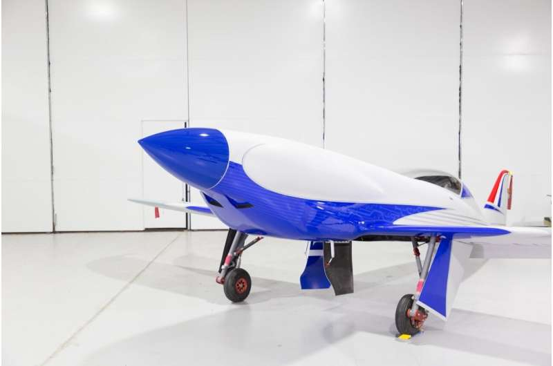 Rolls-Royce: Zero emissions bird set for 2020
