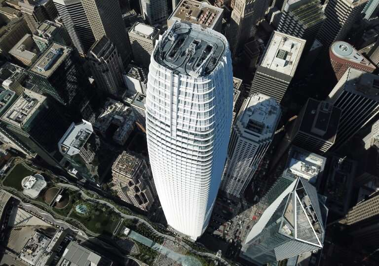 Salesforce Tower now dominates the San Francisco skyline—and highlights how the city has changed, becoming one of the most expen