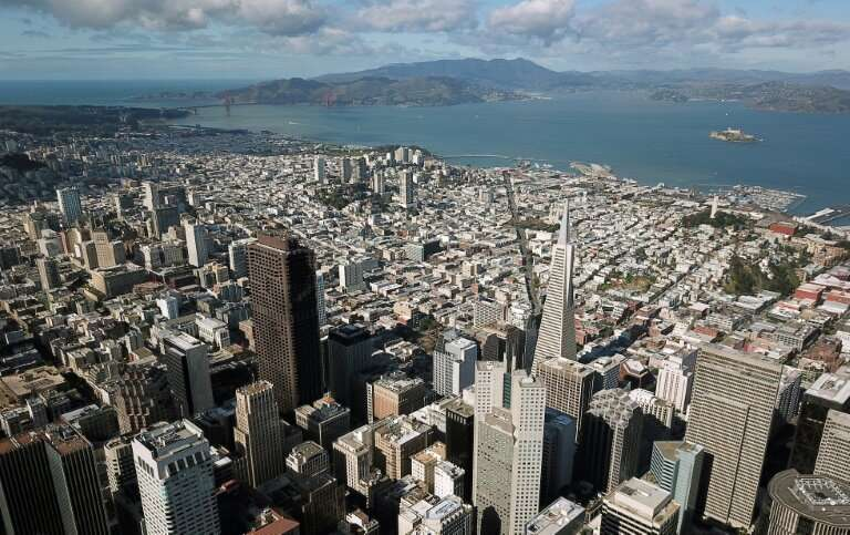 San Francisco, California has become one of the most expensive cities in the world—a result of the tech boom in the Bay Area