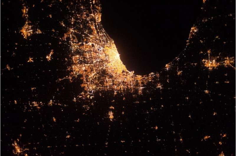Science around the planet uses images of earth from the space station