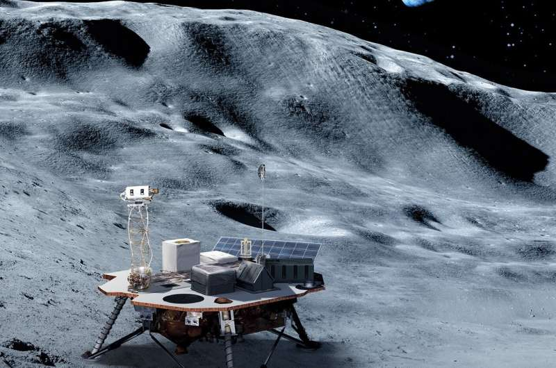 Scientists scramble to build payload for 2021 moon landing