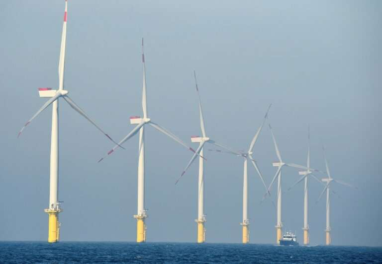 Sea-based wind parks are Germany's latest answer to its search for more renewable energy