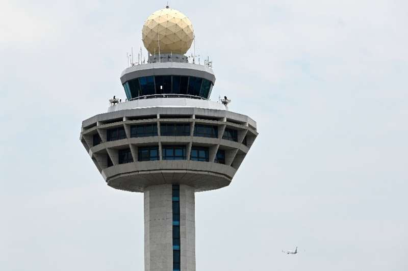 Several flights were disrupted at Changi Airport due to 'bad weather and unauthorised drone activities'