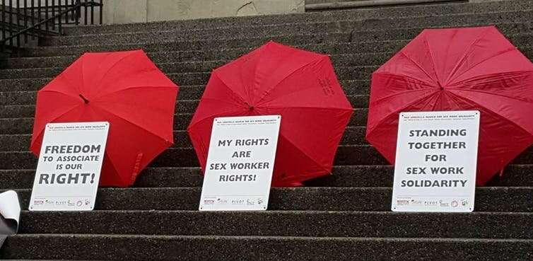 Sex worker rights: Hysteria, surveillance and threats to fundamental freedoms