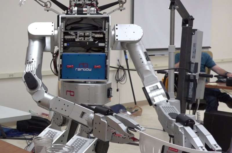 Sharing control with robots may make manufacturing safer, more efficient
