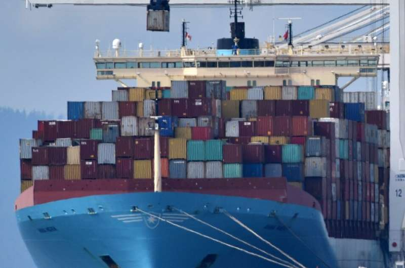 Shipping, which uses heavy, high sulphur-content fuel, contributes even more to emissions than the aviation industry—but one sol