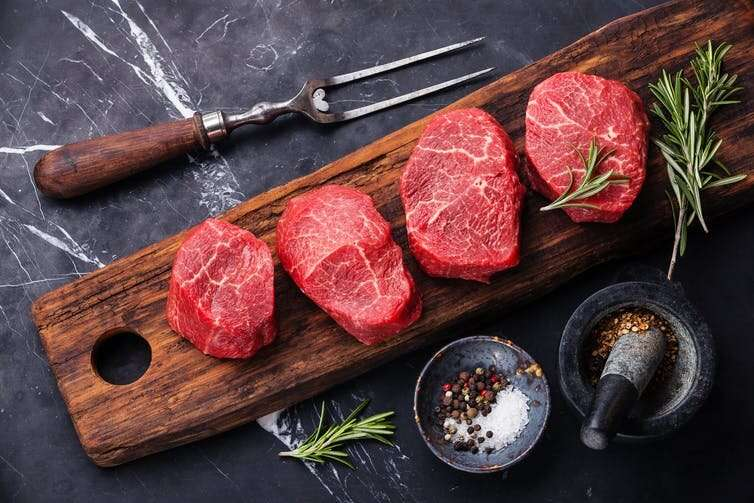 Should you avoid meat for good health? How to slice off the facts from the fiction