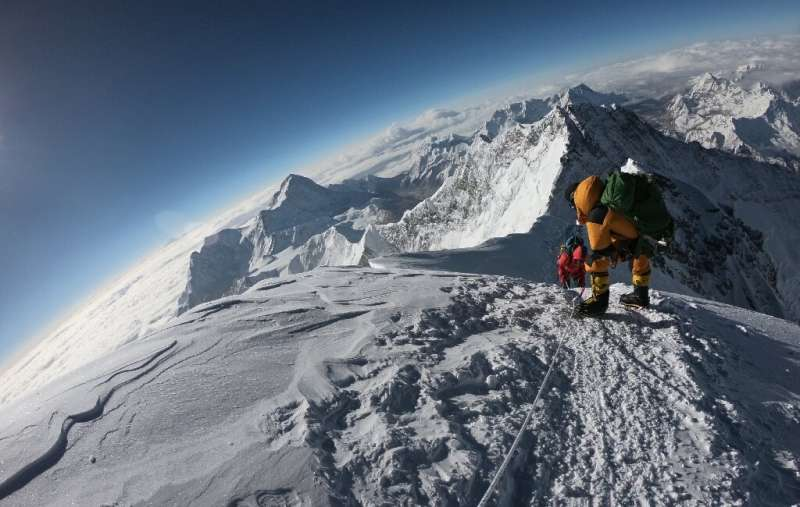 Single-use plastics of less than 30 microns in thickness as well as drinks in plastic bottles are now banned on Mount Everest