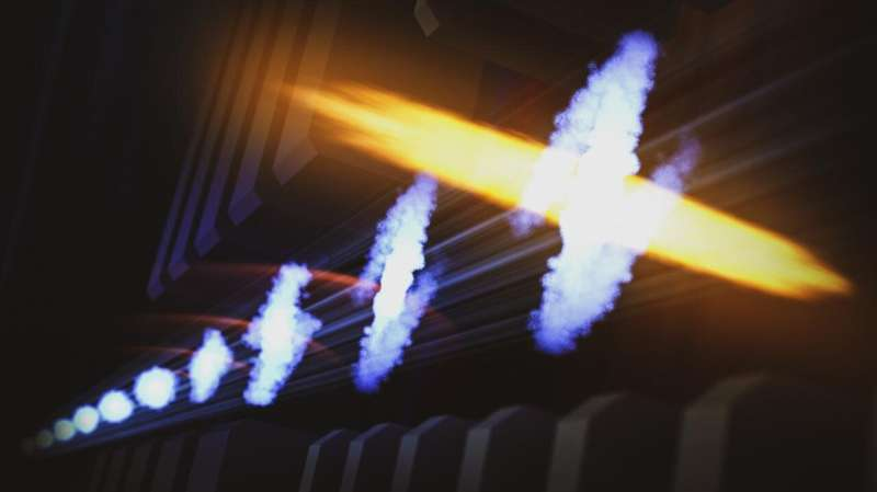 SLAC scientists invent a way to see attosecond electron motions with an X-ray laser
