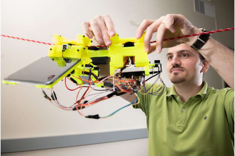 'Slothbot' takes a leisurely approach to environmental monitoring