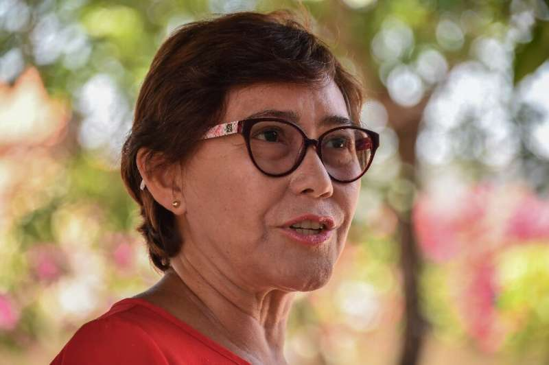 Socorro Pena, a former researcher at the Amazon Environmental Research Institute (IPAM), says roads across the Amazon enable def