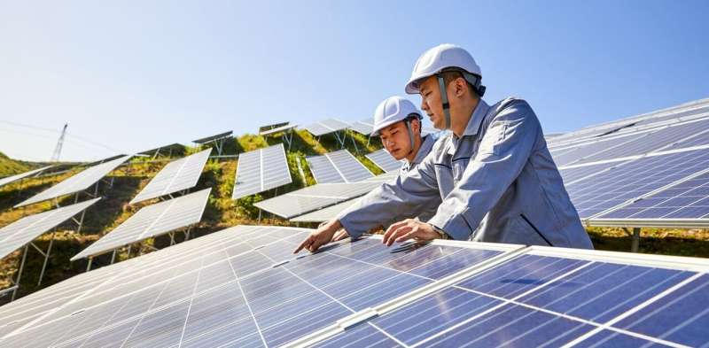 Solar power could stop the Belt and Road Initiative from unleashing huge carbon emissions