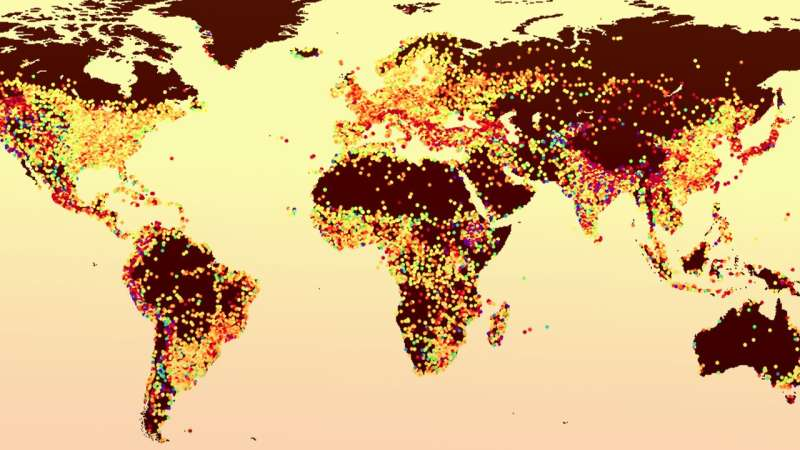 Solutions to urban heat differ between tropical and drier climes