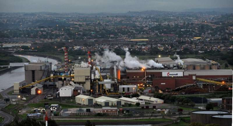 South Africa responds to 'the urgent need for action' with a carbon tax