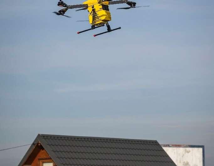 Spartaqs has already sold a dozen drones—at an average price of 50,000 euros ($55,000) a pop—in Poland and Georgia.