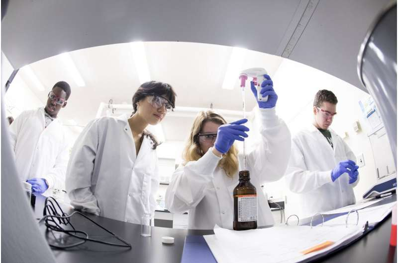 Specialized training benefits young STEM researchers