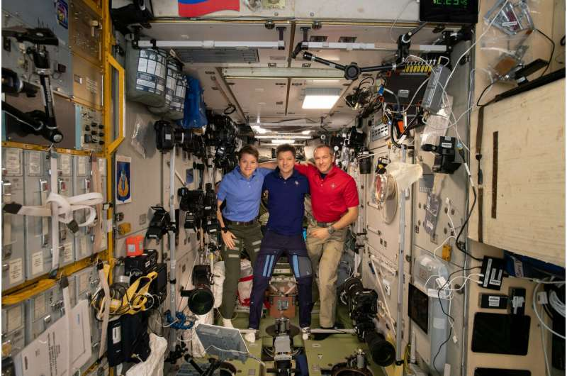 Spotlight on Space Station science