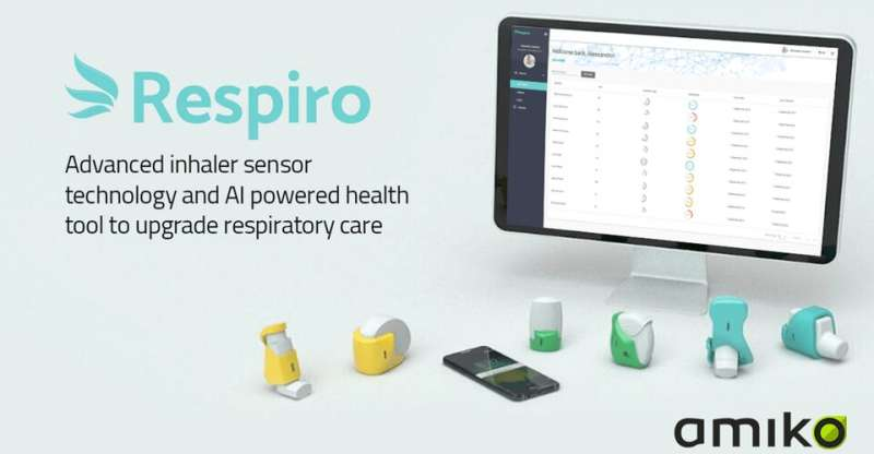 Stable asthma patients and satisfied parents thanks to the Puffer-app