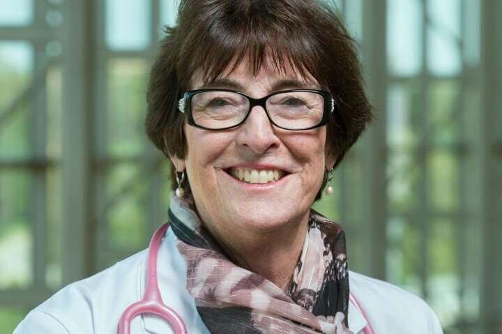 Stephenson Cancer Center physician is senior author on major study