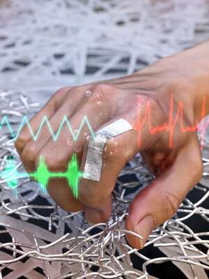 Stretchable, highly conductive film promising for wearable electronics