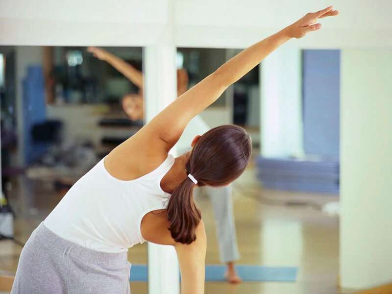 Stretches to strengthen your core