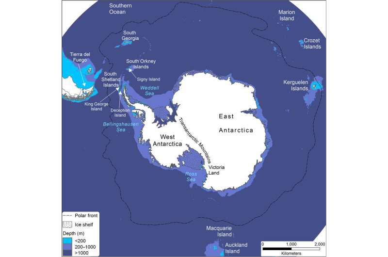 **Studies highlight fragility of Antarctic ecosystems
