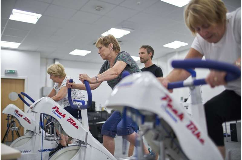 Study finds two minutes of exercise may reduce dementia risk