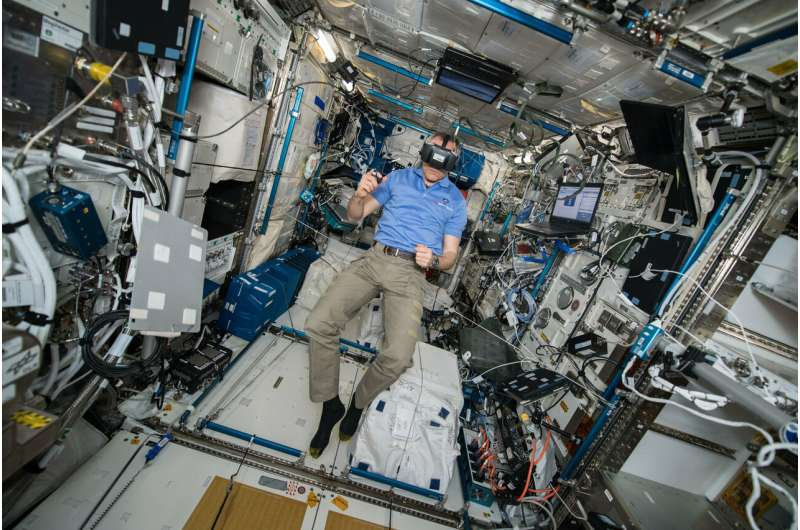 Studying how time is perceived in space
