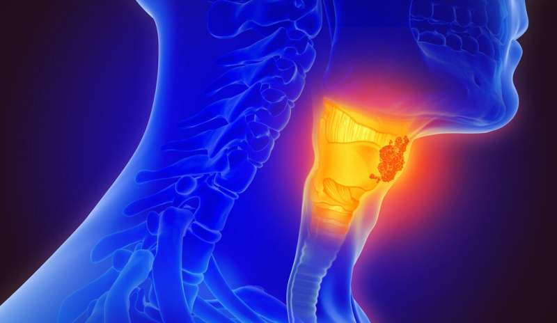 Study shows checkpoint inhibitor prolongs survival in patients with certain head and neck cancers