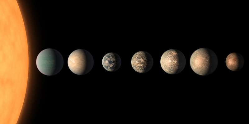 Study shows some exoplanets may have greater variety of life than exists on Earth