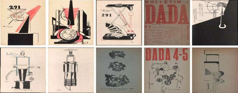 Study uses neural networks to define Dada