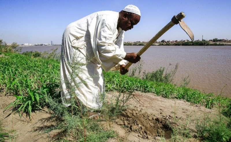 Sudanese farmers like Othman Idris say Ethiopia's construction of a controversial dam on the Blue Nile is a dream come true that