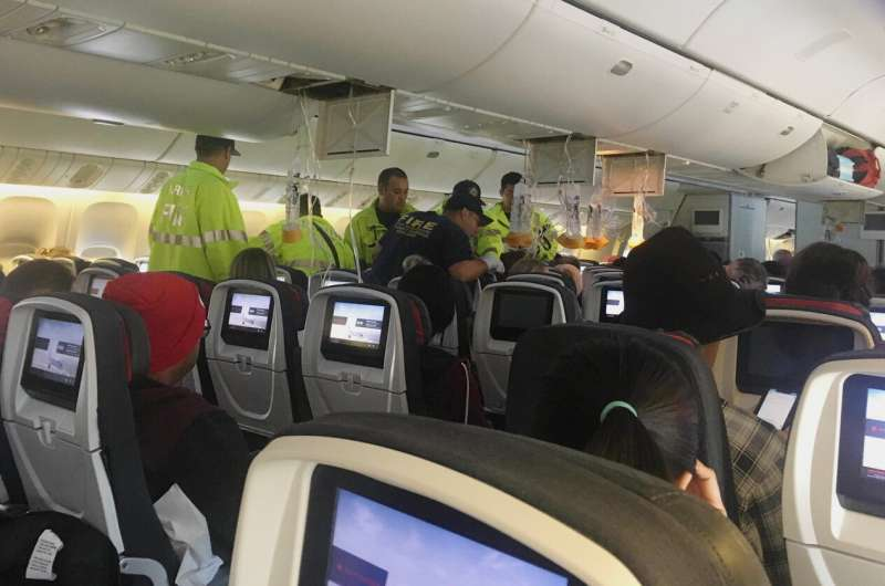 Sudden turbulence that injured dozens is hard to predict
