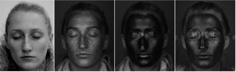 Sunscreen application has better face coverage than SPF moisturizers