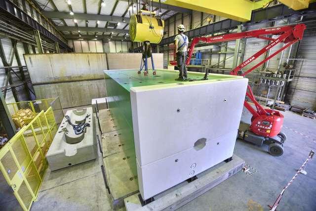 Super Proton Synchrotron to receive a new beam dump