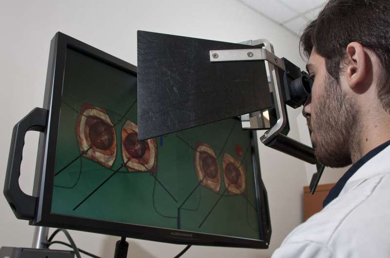 Surgery simulators are key to assessment of trainees