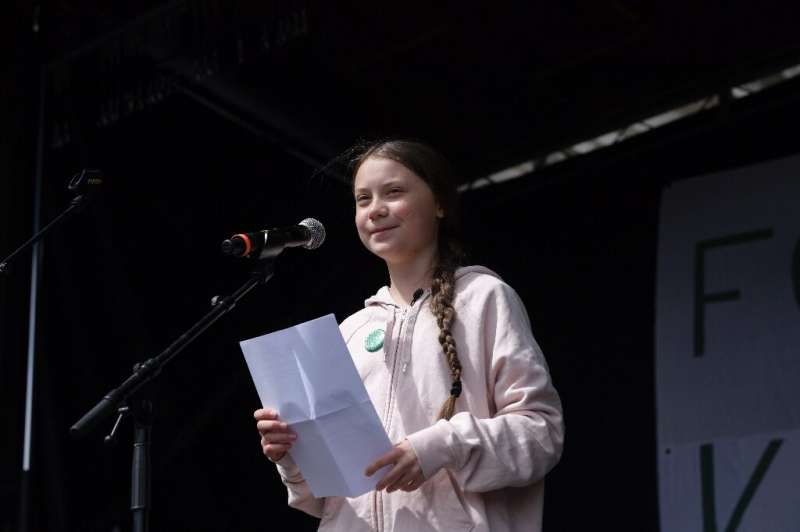 Swedish climate activist Greta Thunberg: 'There's absolutely no way around stopping our emissions of greenhouse gases and leavin