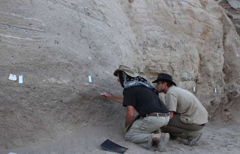 Switch from hunting to herding recorded in ancient pee