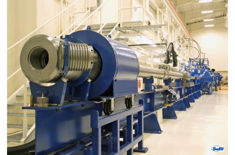 SwRI hypersonic research spotlights future flight challenges