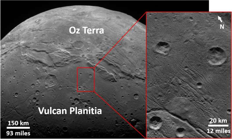 SwRI-led New Horizons research indicates small Kuiper Belt objects are surprisingly rare